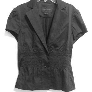 BCBG MaxAzria BlazerJacket Short Sleeve SZ S EUC